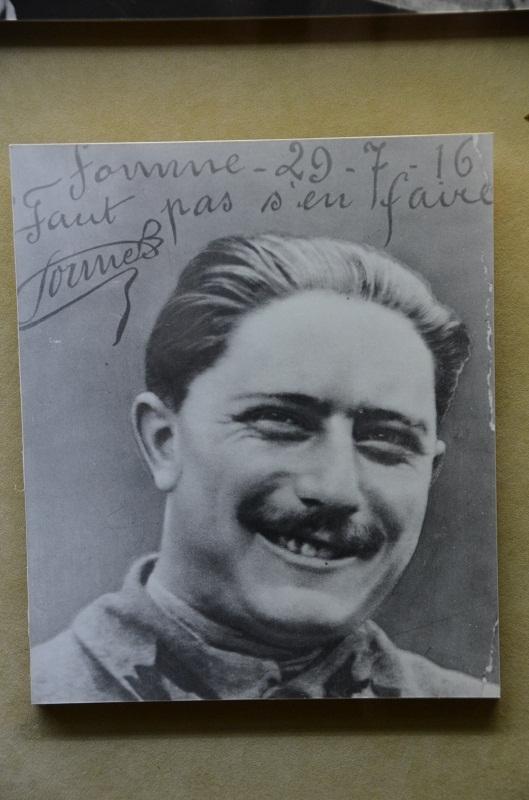 René DORME : un AS abattu dans le secteur de la Pompelle Rdorme16