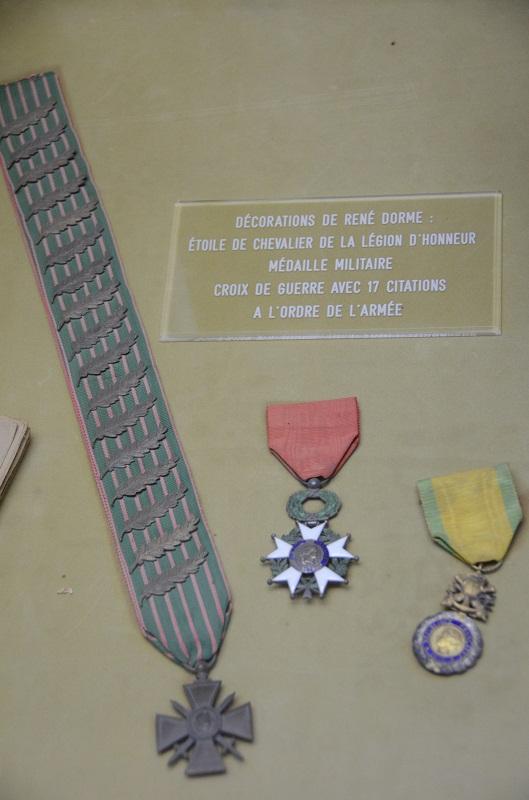 René DORME : un AS abattu dans le secteur de la Pompelle Rdorme19