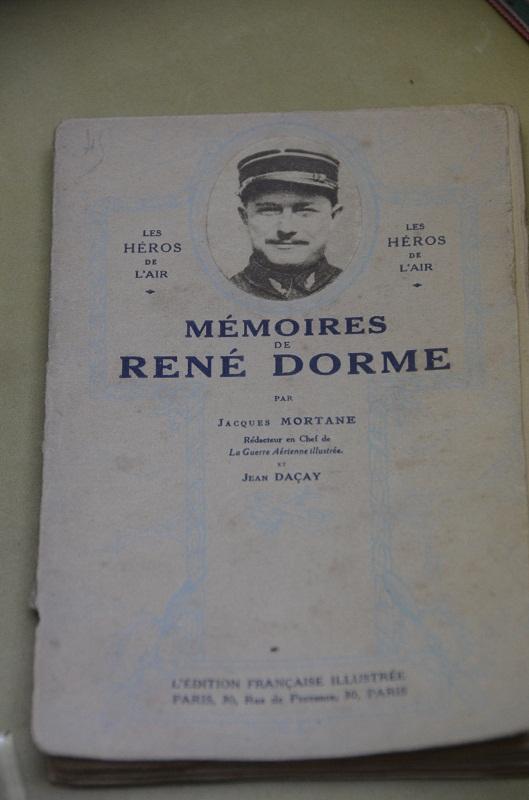 René DORME : un AS abattu dans le secteur de la Pompelle Rdorme20