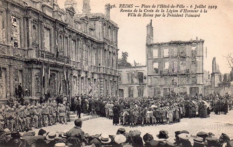 Cartes Postales  de Berry-au-Bac et de la Cote 108 Reims12
