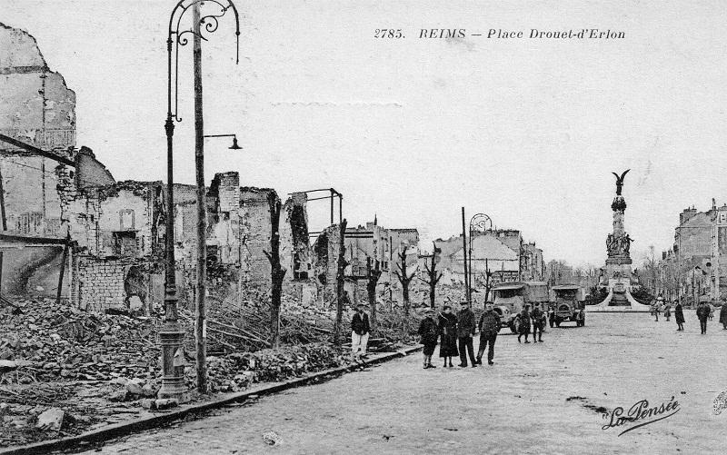 Cartes Postales  de Berry-au-Bac et de la Cote 108 Reims210