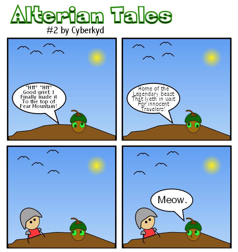 Alterian Tales Webcomic Alteri10