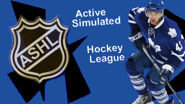Active Simulated Hockey League