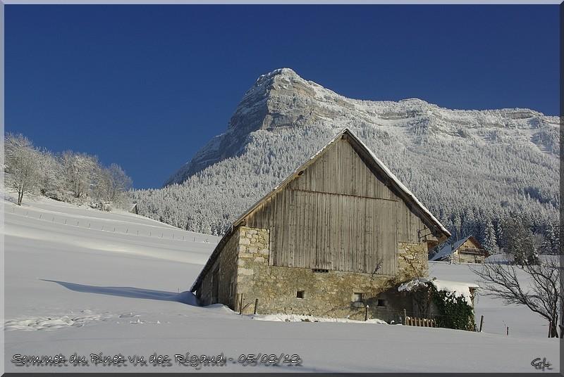 La Chartreuse... sous son manteau blanc !! Imgp5718