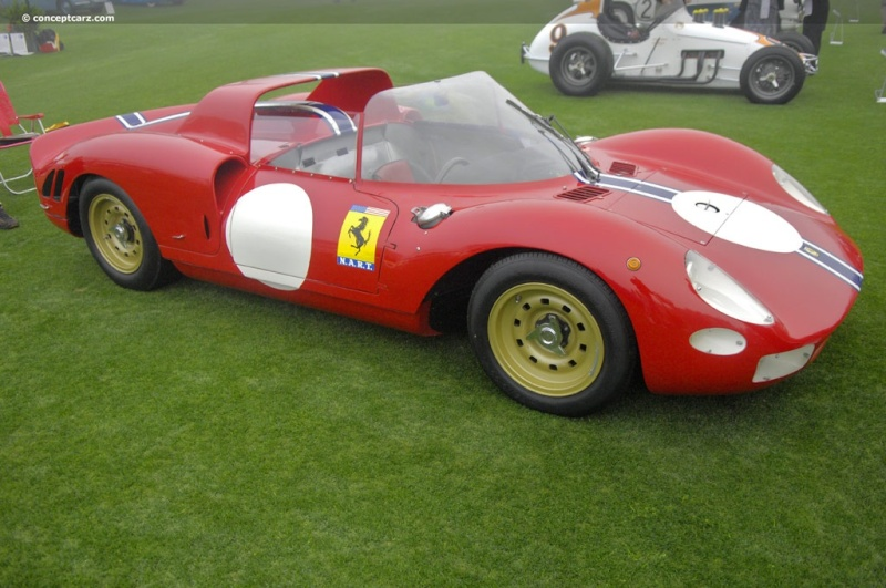 [REQUEST] 1965 Ferrari 365 P2 information 65-fer10