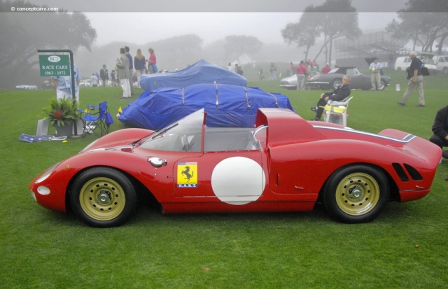 [REQUEST] 1965 Ferrari 365 P2 information 65-fer11