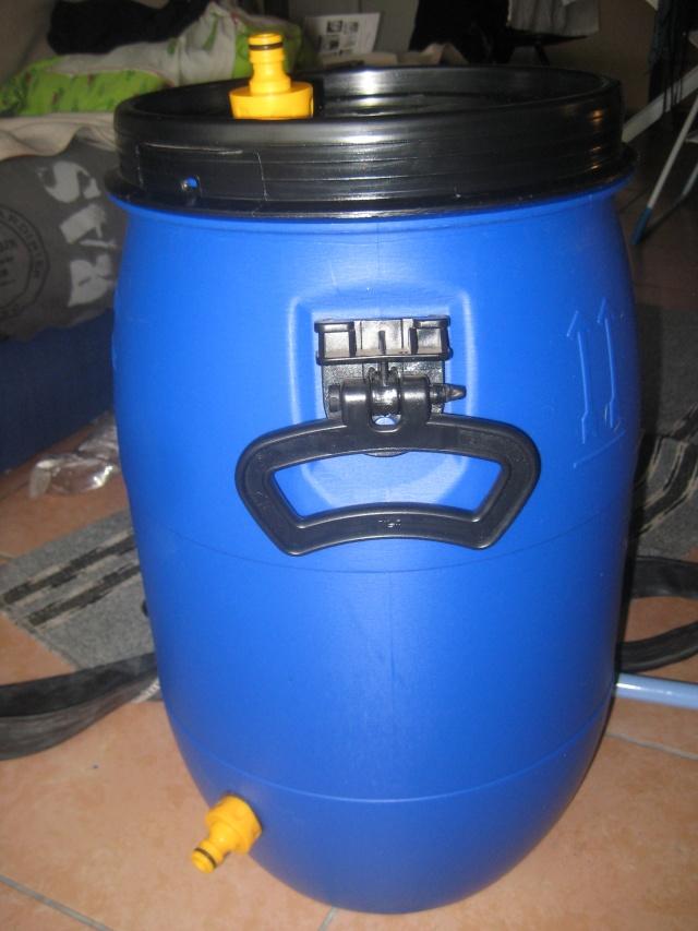 Fabrication d'une pompe de filtration Pompe_16