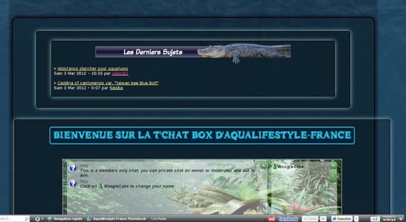 """Si vous avez des difficultés avec la nouvelle version du forum """"postez ici"""" Previe14"""