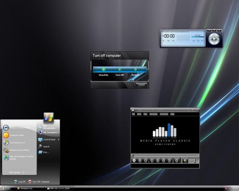 إفتراضي نسخة الويندوز الرائعة Windows Xp Sp3 Golden Edition 2011 مدمج بها 14 ثيم مع مجموعة رائعة من البرامج بحجم 700 ميجا على سيرفرات متعددة  71868610