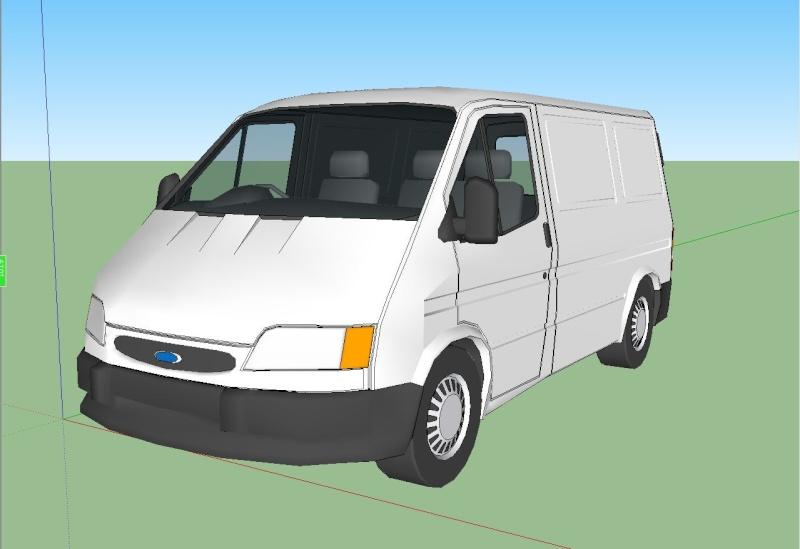 Allround Paket (10x Repaints, Eine Map , Ein Bus)  Ford10
