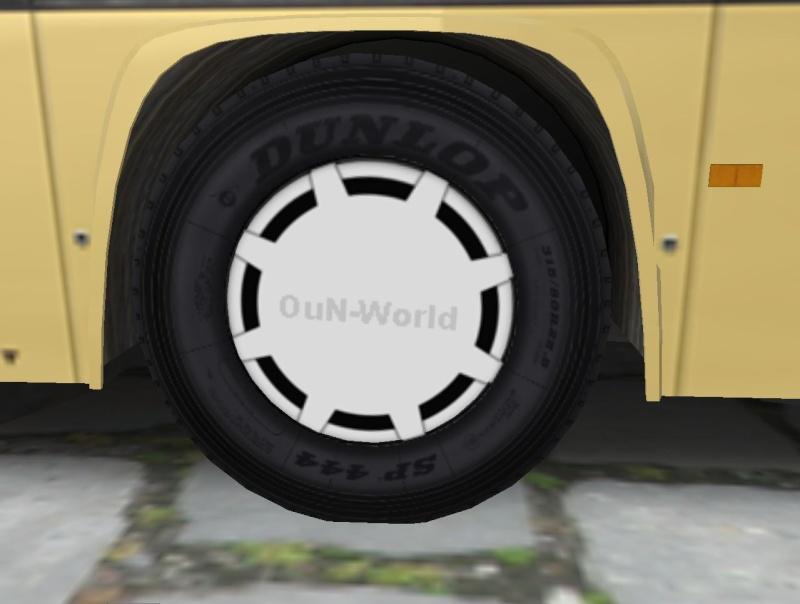 Allround Paket (10x Repaints, Eine Map , Ein Bus)  Rad10