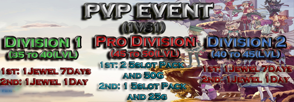 4th Guild EVENT : PVP EVENT Events10