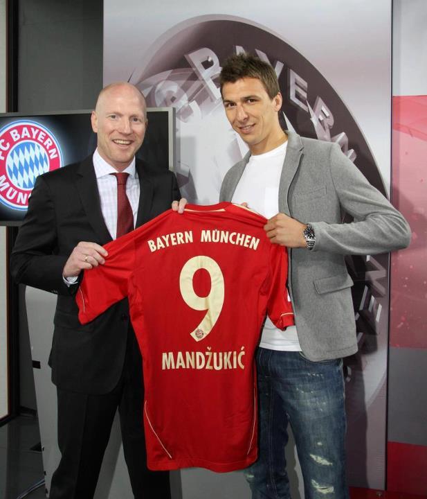 Former Player: Mario Mandžukić Manzdu10