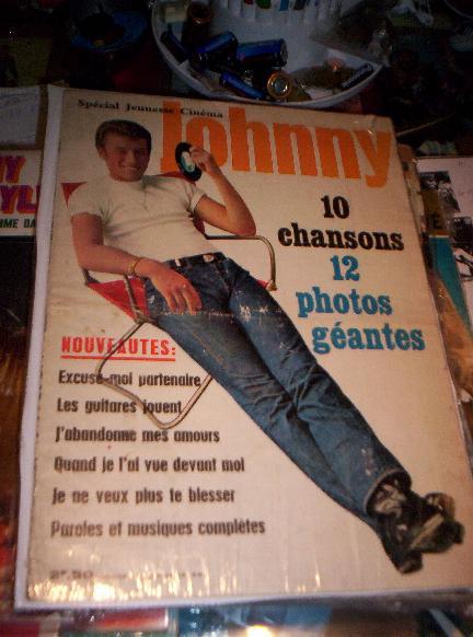 Quelques vieux journaux Jauni  (lol) 011