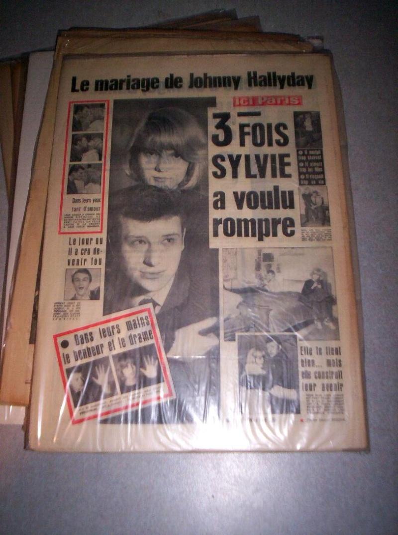 Quelques vieux journaux Jauni  (lol) 114