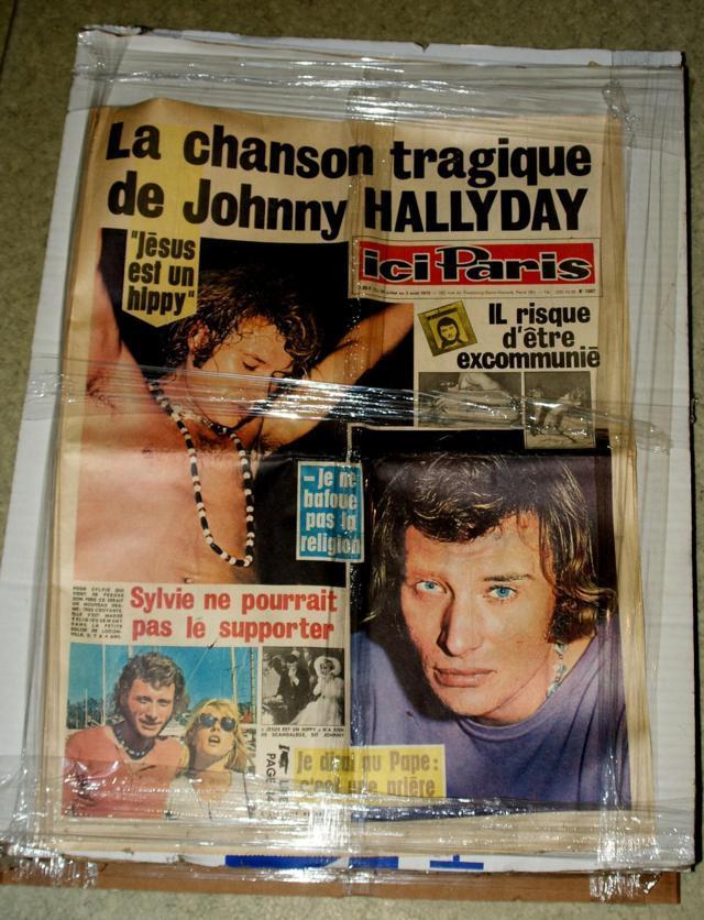 Quelques vieux journaux Jauni  (lol) 116
