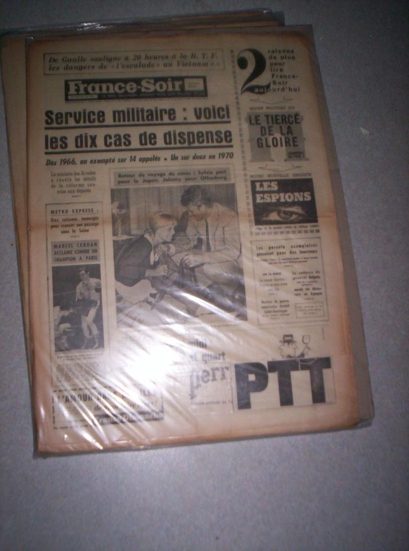 Quelques vieux journaux Jauni  (lol) 1_1310