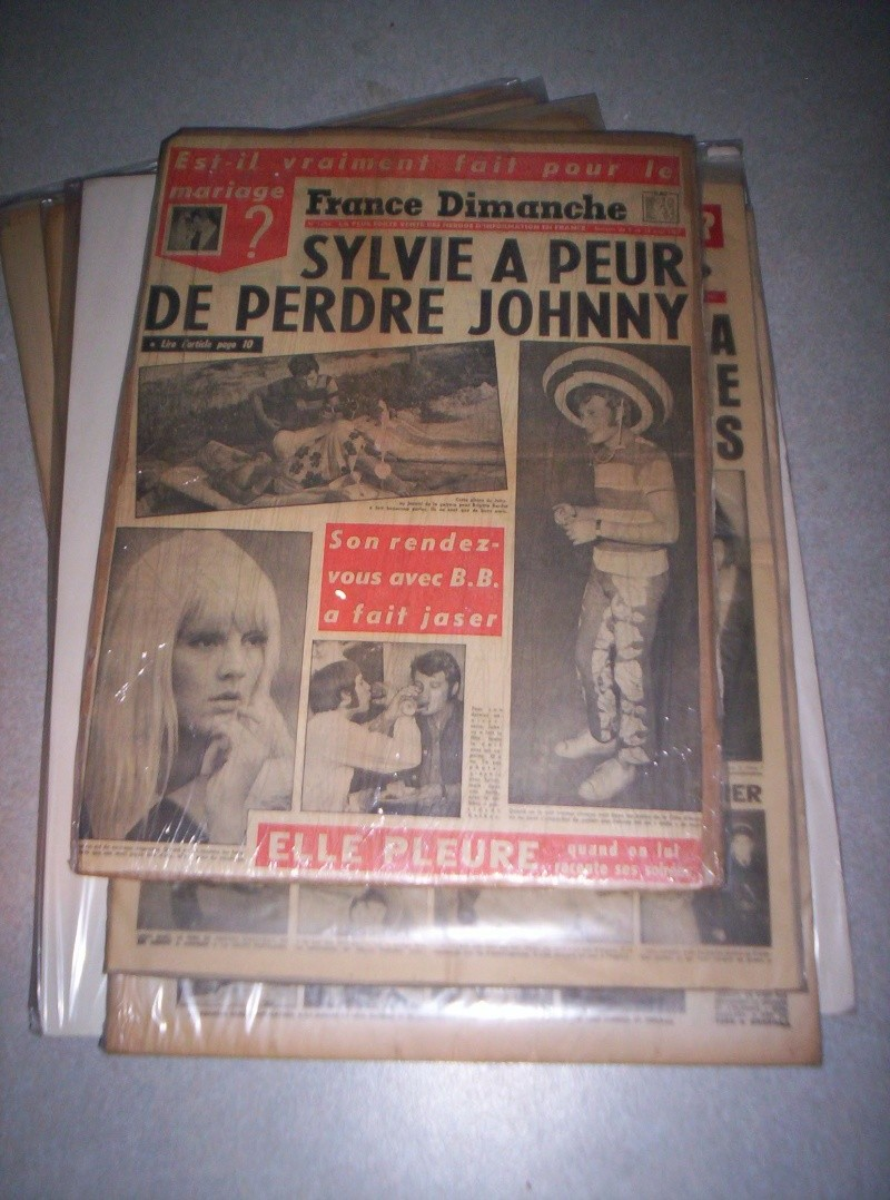 Quelques vieux journaux Jauni  (lol) 1_1710