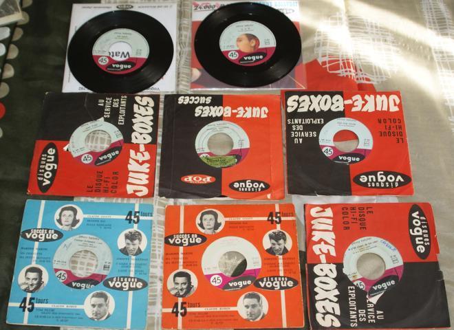 Quelques cd  411