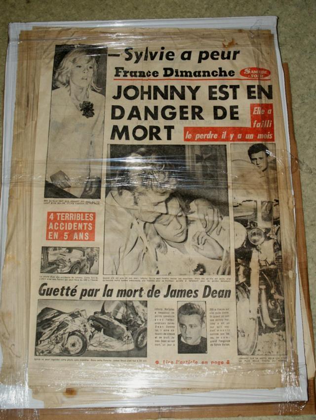 Quelques vieux journaux Jauni  (lol) 413