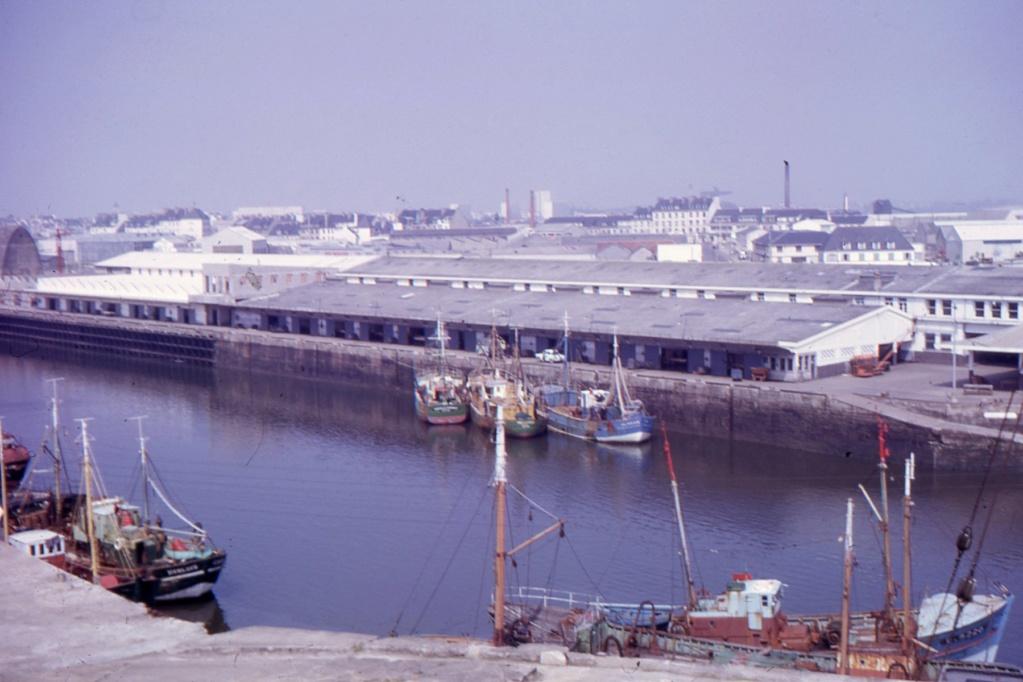 [Les ports militaires de métropole] Port de LORIENT - Page 8 1963_110