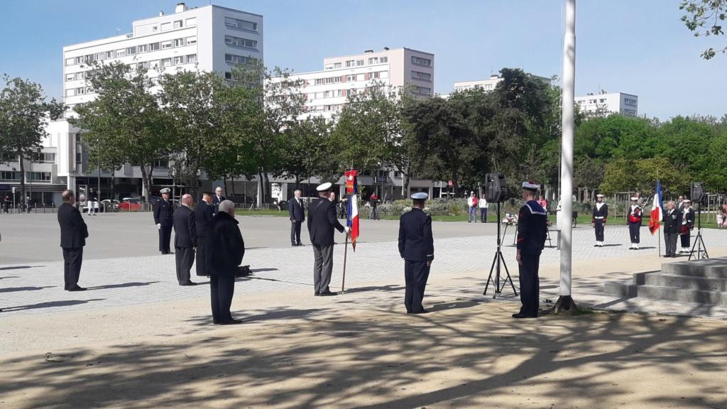 [ Histoires et histoire ] Commémoration du 8 mai 1945 à Fouesnant - Page 2 20200511