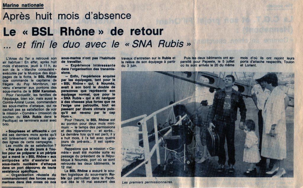 RHÔNE (BSL) - Page 33 Retour10