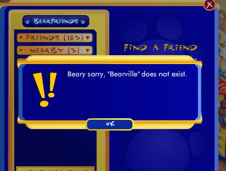 Bearville Paradise August 31st Edition 2011 : Goodbyes to summer? Funnyp10