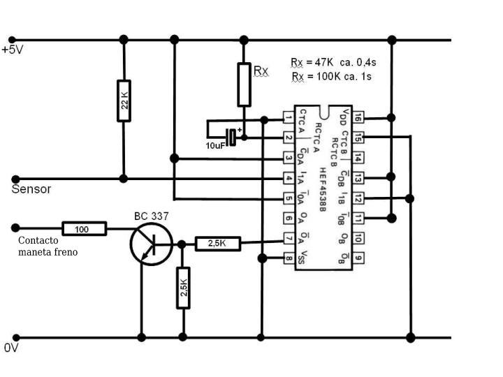 Cómo circular legalmente con el acelerador Legali11
