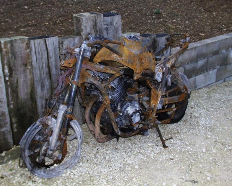 400 xj en dirt  Moto_p10