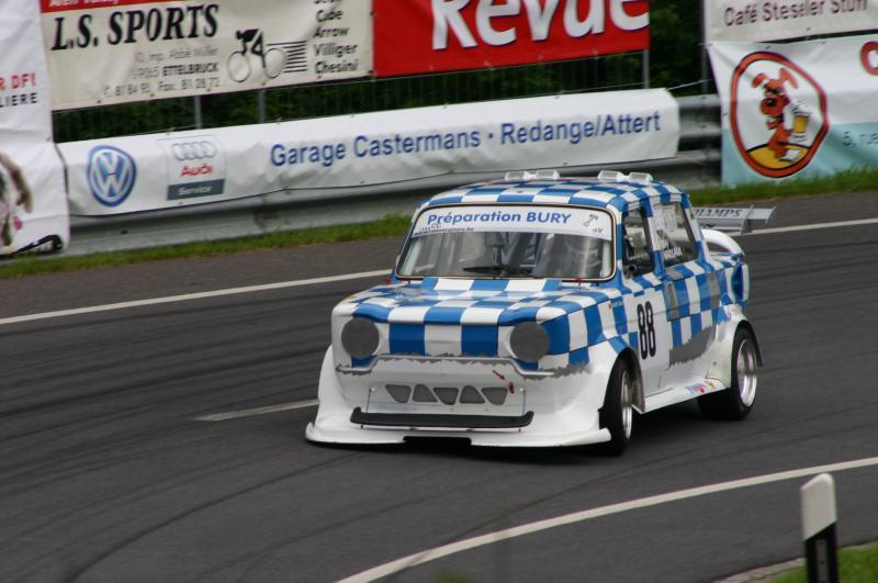 REMPLACEMENT TAMBOURS AR PAR DISQUES/ETRIERS Rallye10