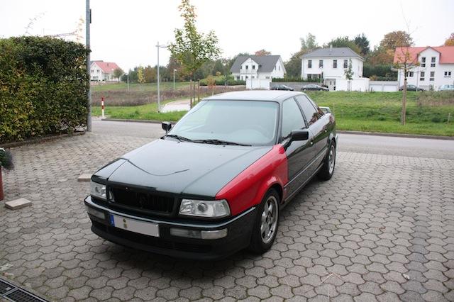 Audi Competition Quattro by DerJäger Bunt10