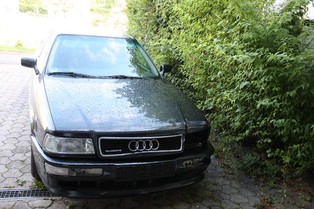 Audi Competition Quattro by DerJäger Unfall10