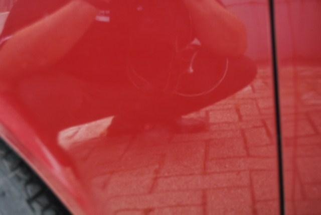Lucidatura di rosso carminio monostrato di 40 anni fa Dsc_9317
