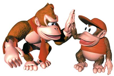 TEST VIDEO donkey kong country enfin disponible 111