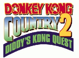 TEST VIDEO diddy's kong quest (dkc2) Donkey13