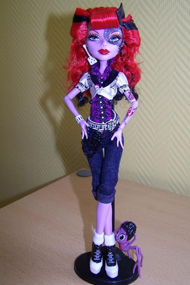 Les Monster High de Cendrine  100_0445