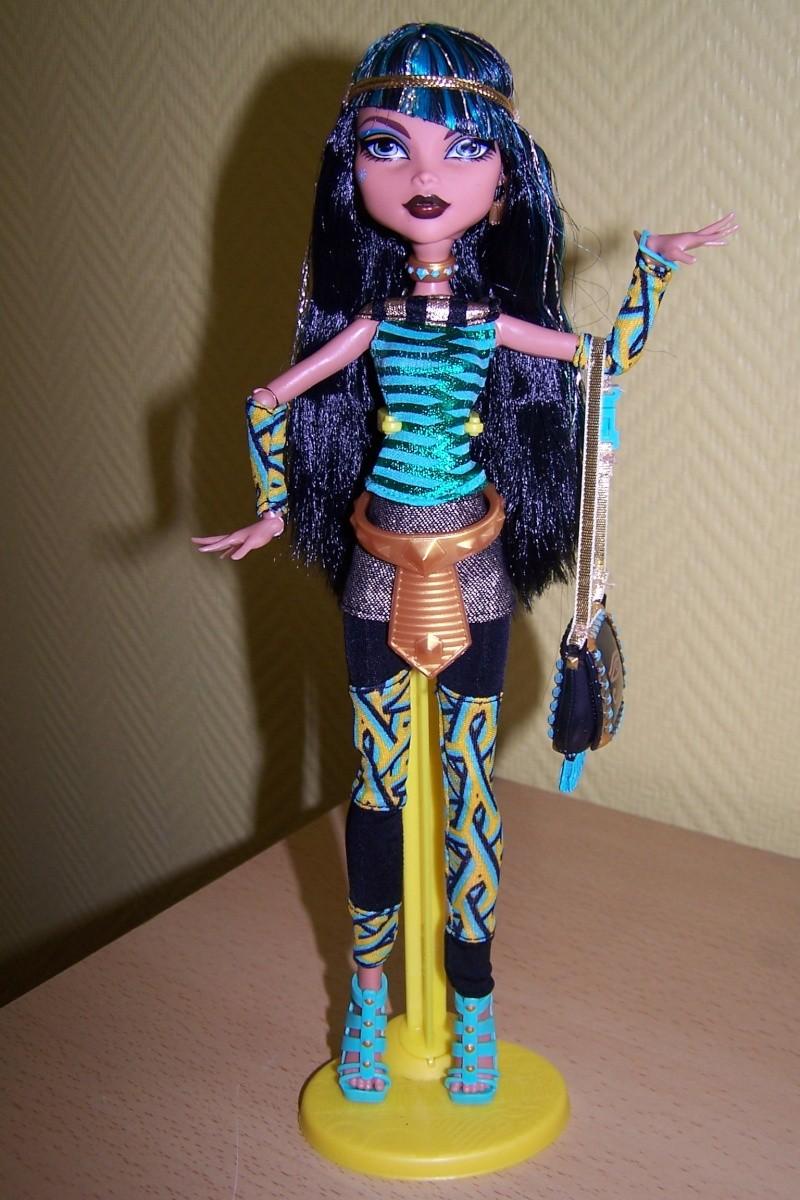 Les Monster High de Cendrine  100_0446