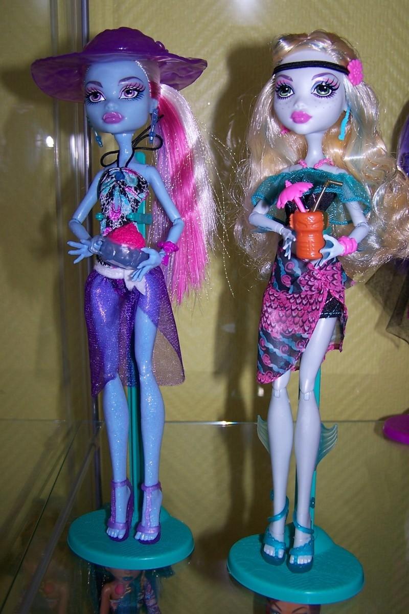 Les Monster High de Cendrine  100_0618
