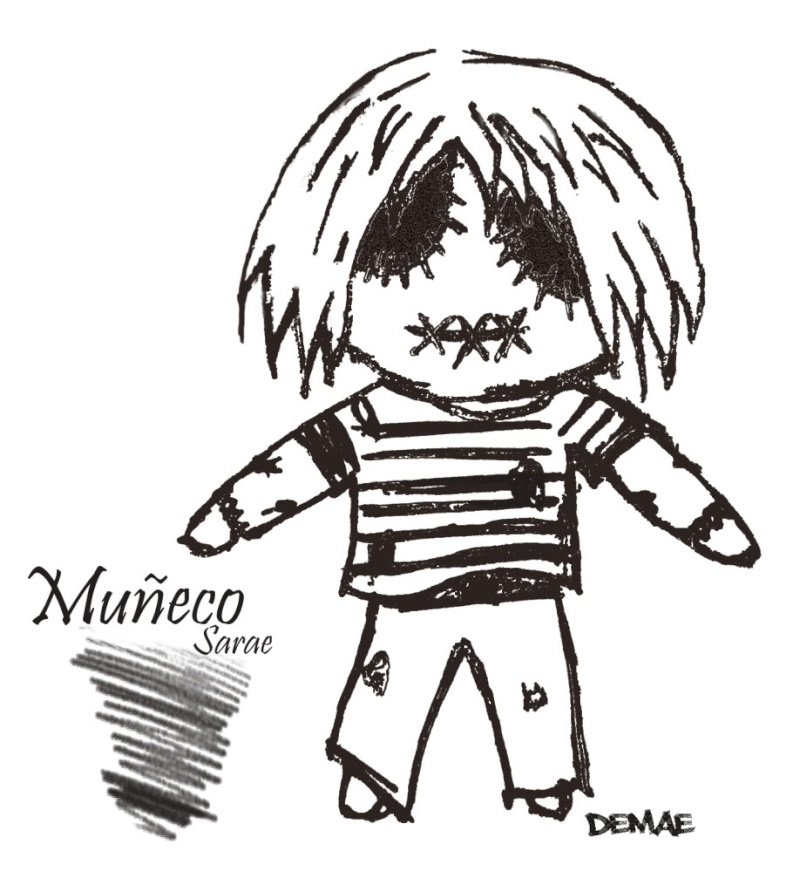 Muñeco,primera & segunda temporada Mc110