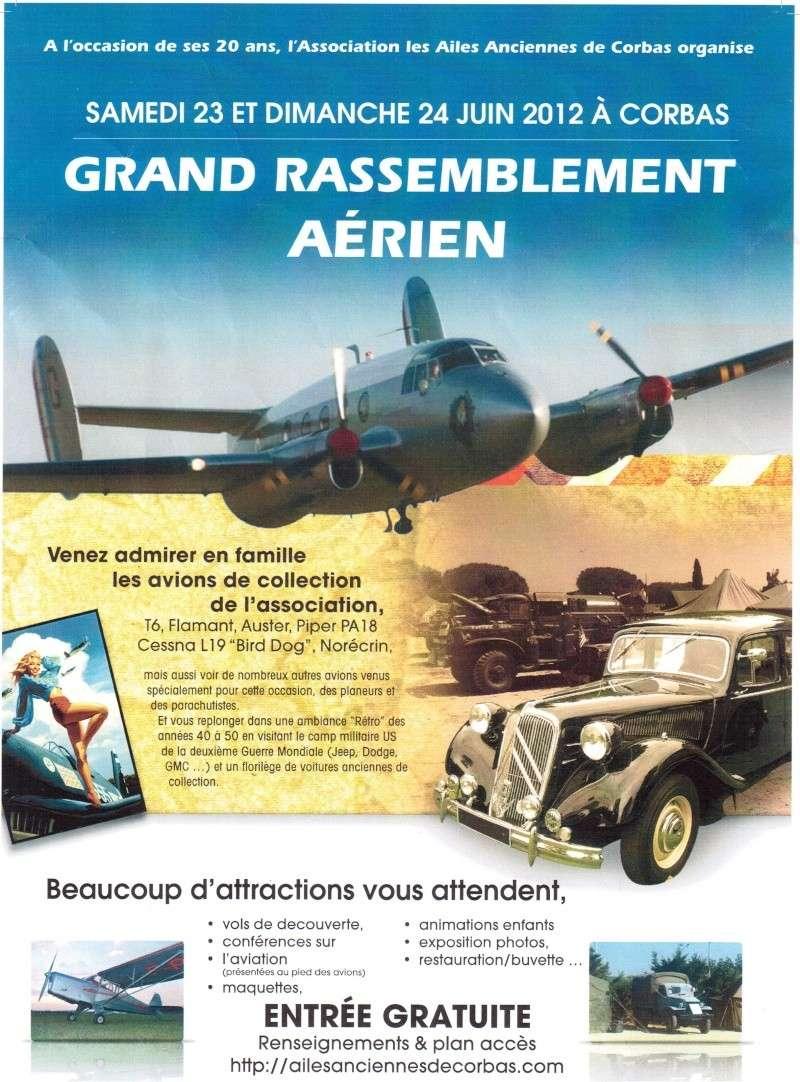 Rassemblement aérien Corbas 23-24 juin 2012 Affich10