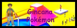 Gincana Pokémon