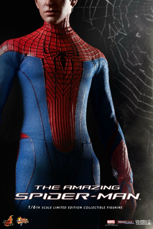 Spiderman - The Amazing Spiderman - 1/6 A.F. Amazin10