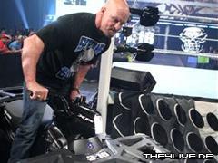 Stone Cold Steve Austin & Eddie Guerrero Vs Curt Hawkins & Jun Kasai 4live-14
