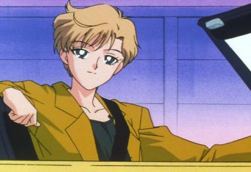 Sailor Uranus/Haruka Tenoh Gallery Haruka10