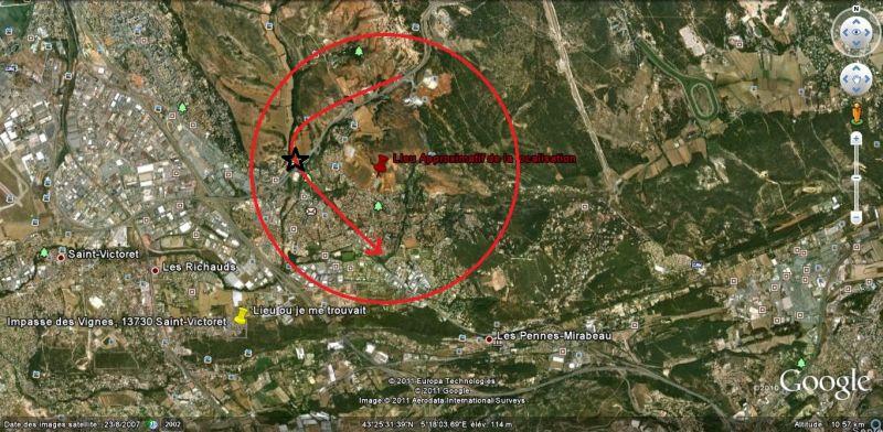 2011: le 29/06 à 22h20 - 11 ou 12 points lumineux - Lançon de Provence (13)  - Page 3 Map_212