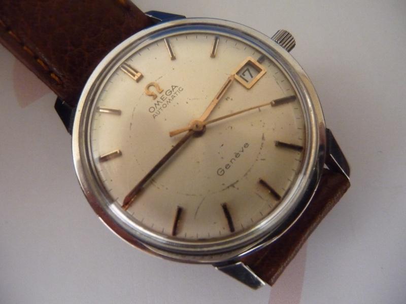 Oméga années 60 P1040310
