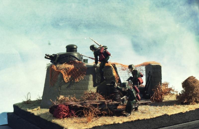 tir d'un flak 37  Numari15