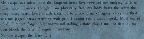 Can a Slave Escape...? No_one11