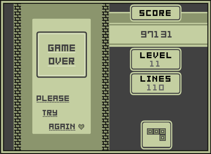 Tetris King Tetris11